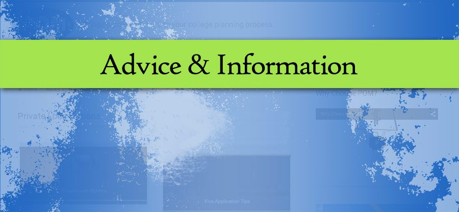 Advice & Information