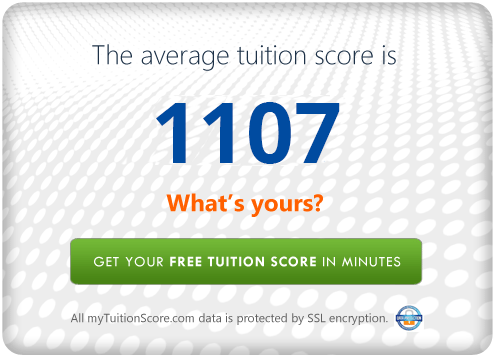 What's Your Tuition Score?